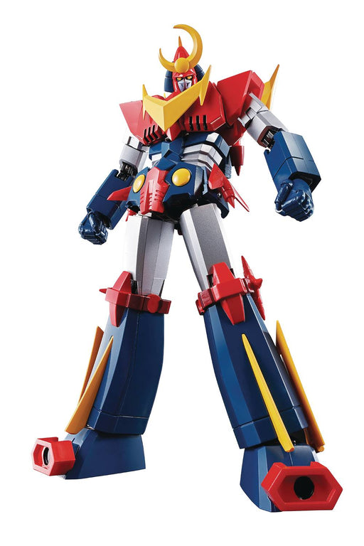 Bandai Tamashii Nations Soul of Chogokin - GX-84 Invincible Super Man Zambot F.A.