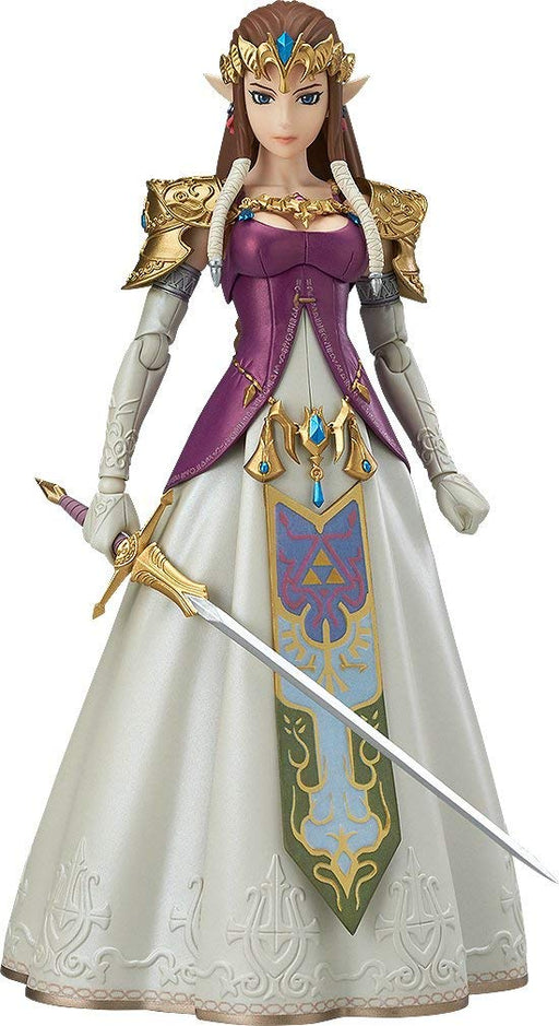 Good Smile The Legend of Zelda Twilight Princess - Zelda Figma Action Figure