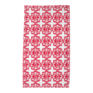 Red Lombok Tea Towel