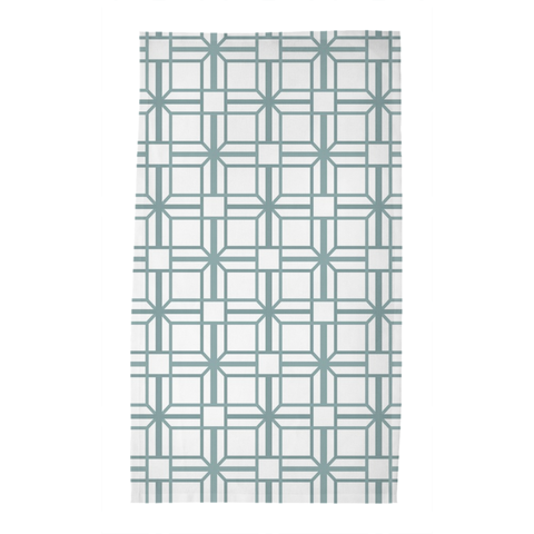 Geometric Morning Tea Towel