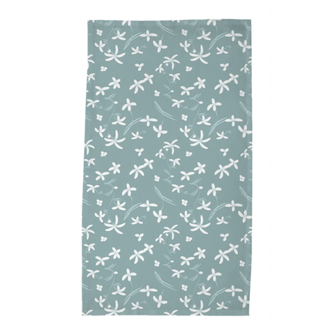 Starry-Eyed Morning Tea Towel