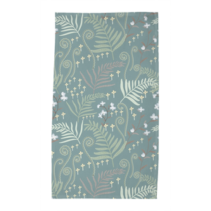 Woodland Morning Tea Towel