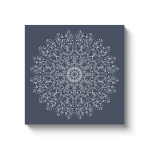 Passage Mandala Canvas Wrap