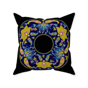 Dreams of the East Throw Pillow