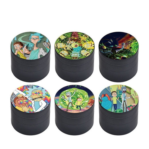 Rick & Morty Grinder