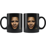 The 44th United States President Barack H. Obama  - 11oz Mug