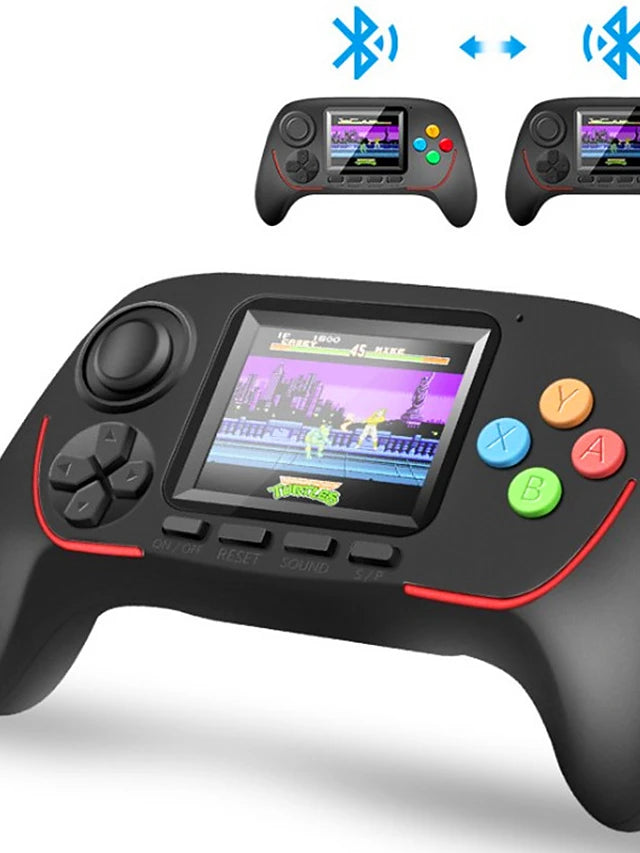 2.5 inch handheld game console 16-bit 2.4G wireless connection Bluetooth game console