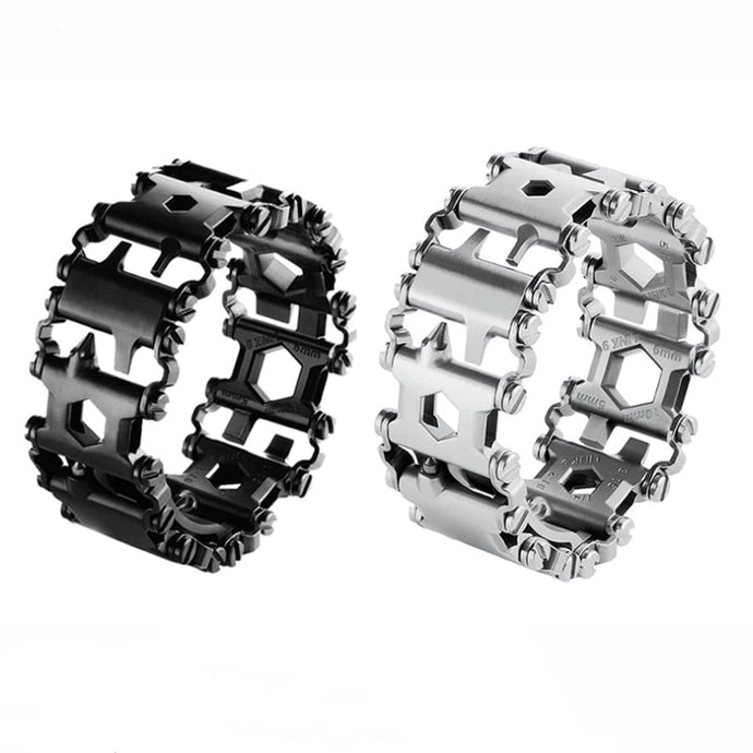 Wearable 29 In 1 Multi-function Bracelet