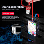 3 in 1 Fast Charging Magnetic Micro USB Cable type C ios