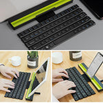 Mini Foldable Wireless Bluetooth Keyboard for iPad iPhone tablet