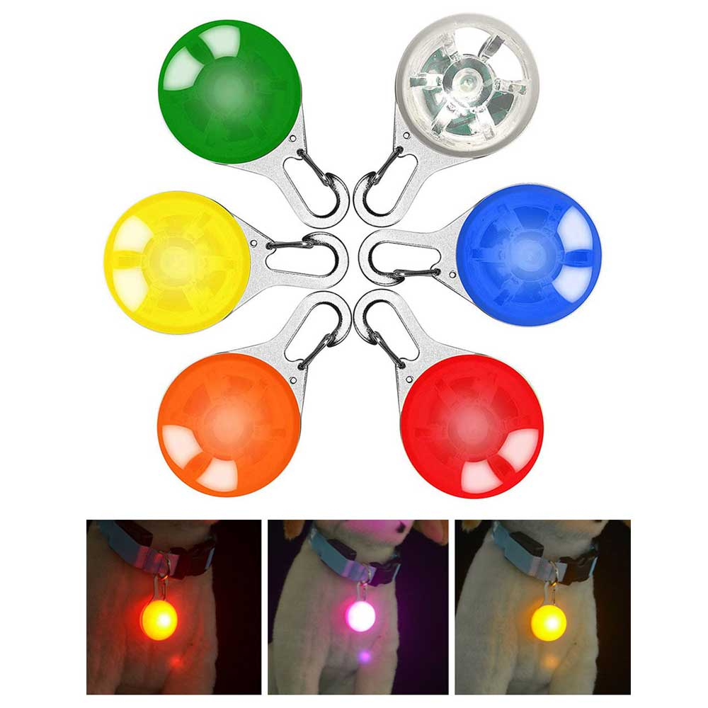 LED Lights Glowing Collar Pendant For Dog - MomProStore