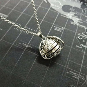 Expanding Photo Locket Pendant Magic Ball - MomProStore