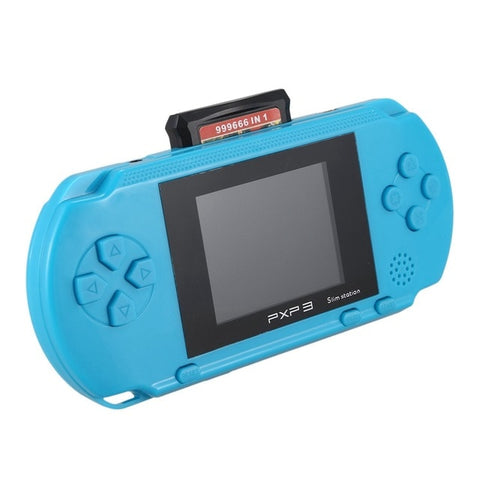 150 Classic Retro Games 3 Inch 16 Bit Pxp3 Handheld Game Player