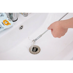 Kitchen Sewer Dredging Tools Pipe Sink Cleaning Hook