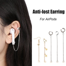 Load image into Gallery viewer, Fashion Anti-Lost Ear Clip Earphone Accessories for AirPods 123 AirPods Pro