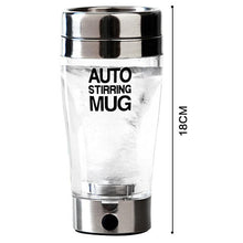 Load image into Gallery viewer, Electric Protein Shaker Blender Coffee Milk Mixer Mug - MomProStore