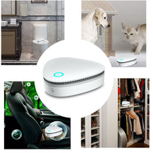 Load image into Gallery viewer, USB Portable Mini Ozone Air Purifier for Car Refrigerator Closets Pet - MomProStore