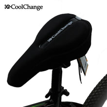Load image into Gallery viewer, High-elastic Breathable Cycling Cushion Bike seat  Cover - MomProStore