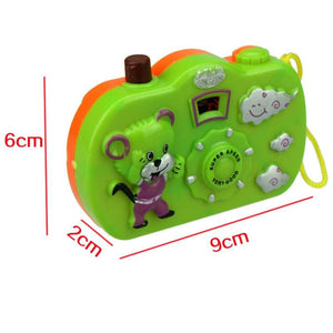 Educational Toy Light Projection Camera for Kids - MomProStore