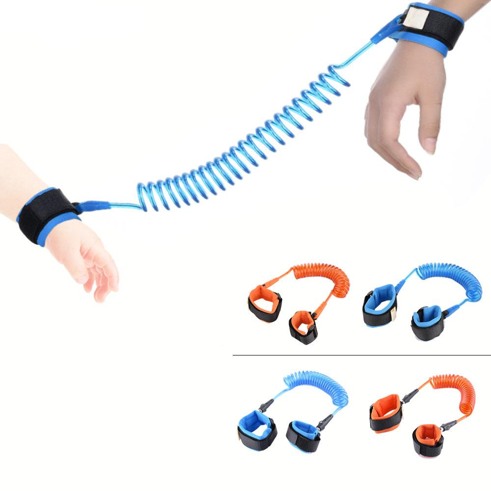 Adjustable Safety Child Wrist Leash Baby