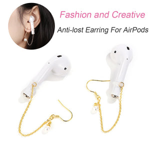 Fashion Anti-Lost Ear Clip Earphone Accessories for AirPods 123 AirPods Pro