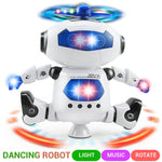 Flashing Dancing & Singing Robot Best Christmas Gift - MomProStore