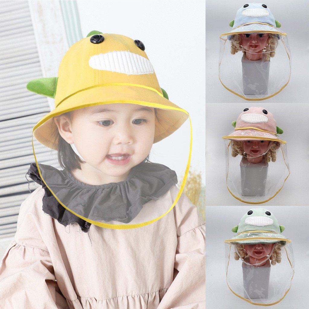 Anti Droplet Protective Hat For kids