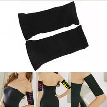 Load image into Gallery viewer, Women Slimming Arm Shaper Weight Loss Cellulite Fat Burner Wrap Belt 2PCS