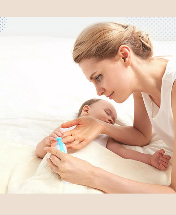 Electric Nail Clipper Cutter Baby Nail Trimmer