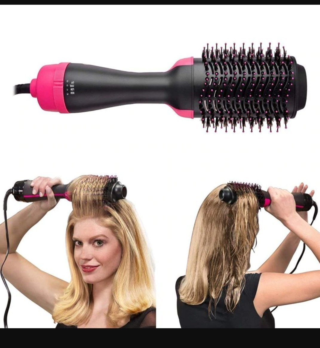 2 in 1 Multifunctional Hair Dryer Volumizer