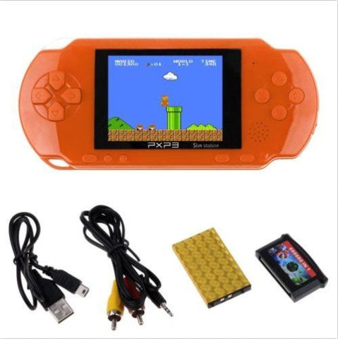 Preorder 35+ Classic Retro Games 3 Inch 16 Bit Pxp3 Handheld Classic Retro Game Player