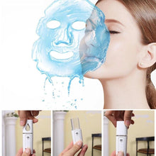 Load image into Gallery viewer, Nano Handheld Facial Mist Steamer Hydrating