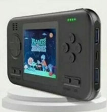 Load image into Gallery viewer, 2 in 1 Handheld Built in Video Games & 8000mah Power Bank