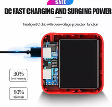 Load image into Gallery viewer, 20000mAh Dual USB UltraThin Portable Power Bank External Battery Backup Charger