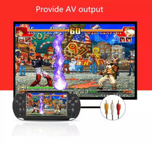 "Load image into Gallery viewer, 5.1"" 8GB 128Bit Portable Handheld Game Console Video Game W/ 50+Games US"