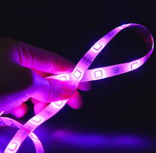 Load image into Gallery viewer, 5M RGB 5050 Waterproof LED Strip light SMD 44 Key Remote 12V US