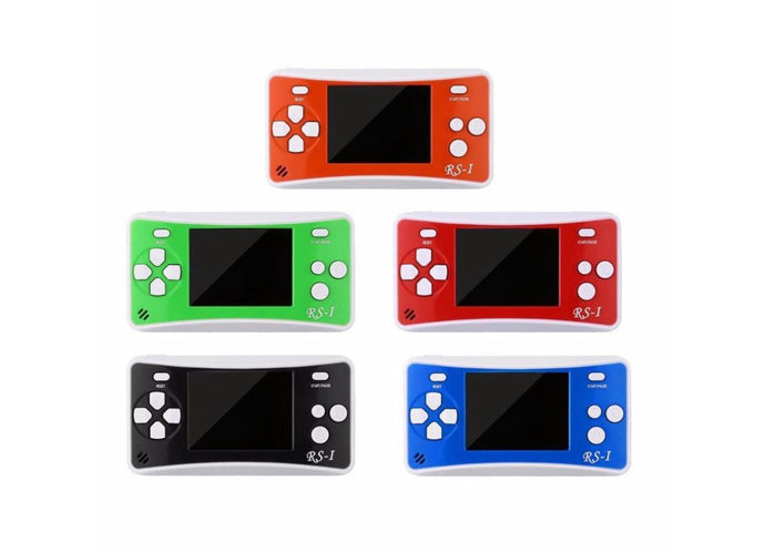 "Kids 2.5""Portable Handheld Game Console built in retro games player"