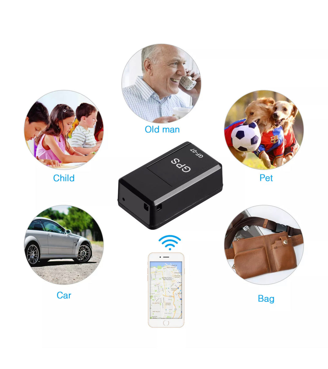 Mini GPS Tracker for Cars,Kids,Elders & Pets