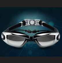Load image into Gallery viewer, Swimming GOGGLES Glasses UV Protection Anti Fog