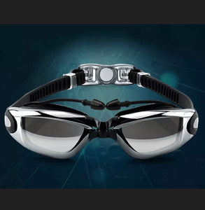 Swimming GOGGLES Glasses UV Protection Anti Fog