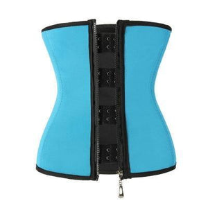 Zipper Waist Trainer Corset Body Shaper Slimming Belt Sport Cincher - MomProStore