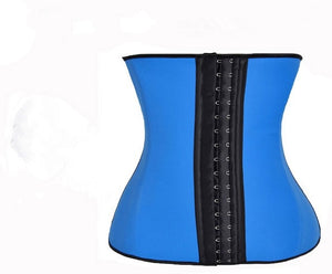Latex Waist Cincher Corset High Compression Underbust Body Shaper - MomProStore
