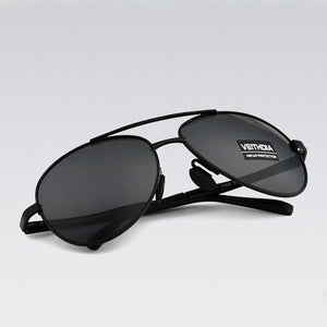 Anti Reflective Designer Men's Sunglasses Polarized  w/Case - MomProStore