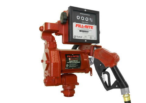 FR711VA - 115 Volt AC Pump with 901-1 Mechanical Meter