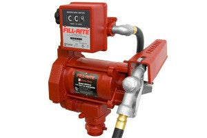 FR701V - 115 Volt AC Pump with 807C Mechanical Meter