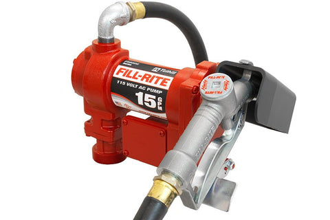 FR610G - 115 Volt AC Pump with Hose and Manual Nozzle