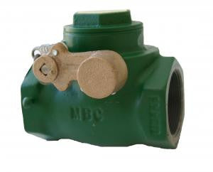"346DI-0600AV - 3"" Threaded External Emergency Valve 346-DI Series"