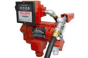 FR311VB - High Flow AC Pump with Hose, Nozzle and Meter