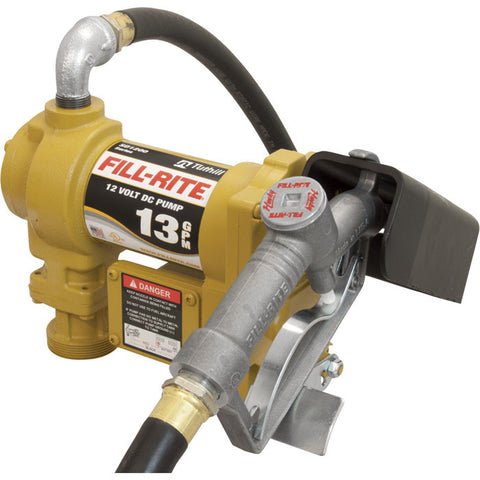 SD1202G FILLRITE 12V 13GPM FUEL PUMP
