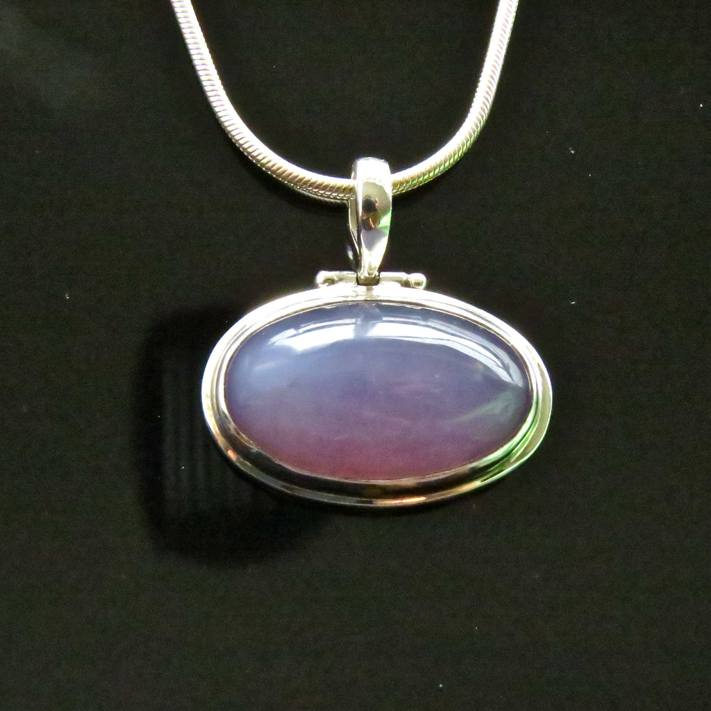 for sale Natural Chalcedony Pendant